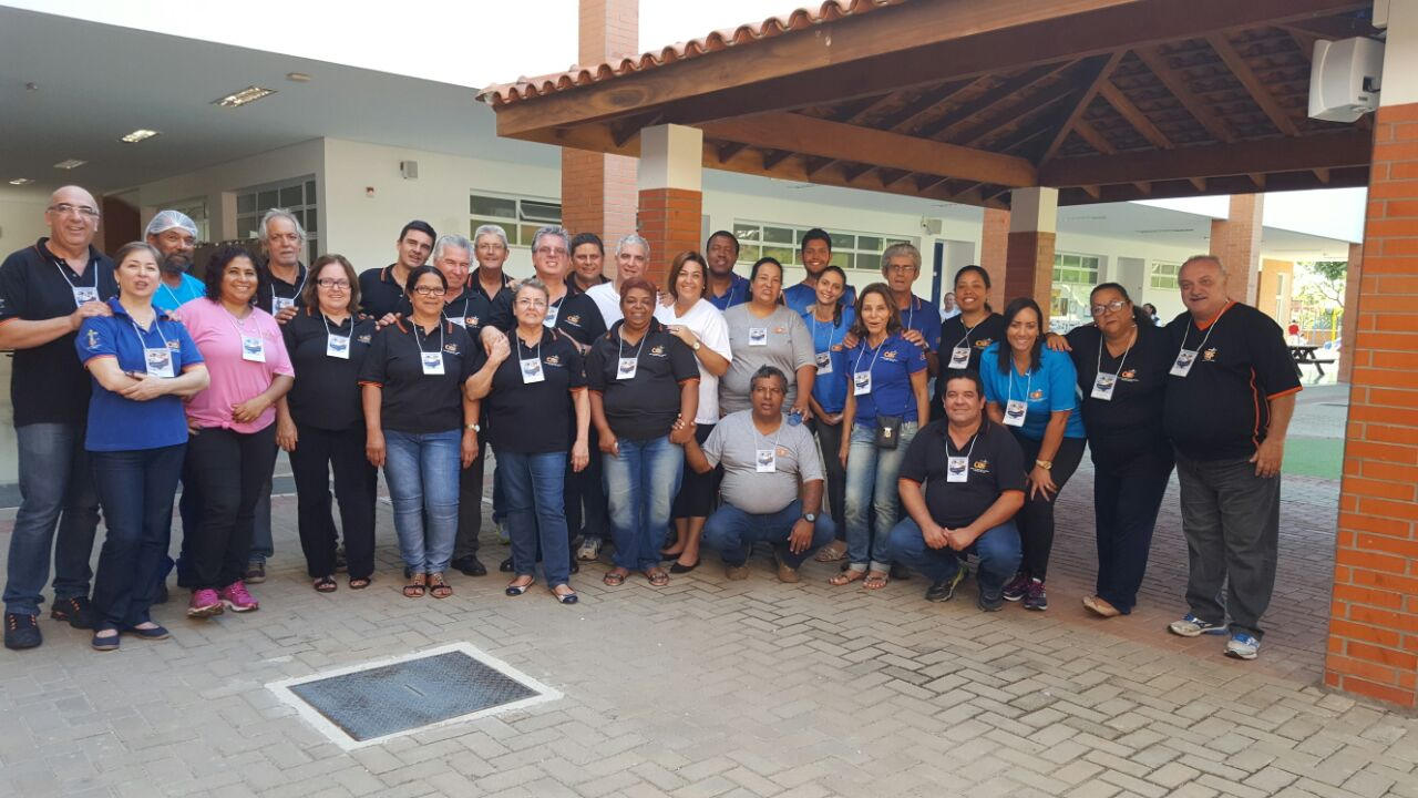 22 Encontro Pastoral Familiar Cps35